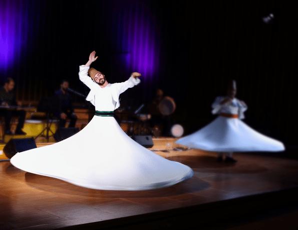Sufi Tänzer